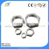 Hot Sale Price Non-Standard Stainless Steel 304 316 AISI Hex Round Weld Plumbing Pipe Fittings