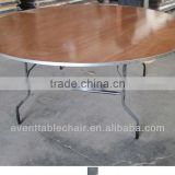 plywood banquet folding table with USA leg