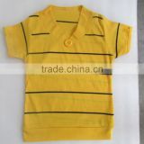 cheapest kids tee shirt, promotional kids t shirt, V-neck Tshirt for kids