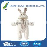 Baby Boy and Girl Winter Jumpsuits Rabbit Animal Modelling