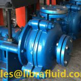 Horizontal Abrasion Corrosion Resistant Slurry Pump made in China