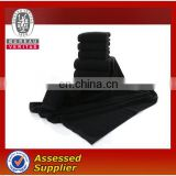 Professional OEM Supply Home & Hotel Use Trendy black Bath Towel