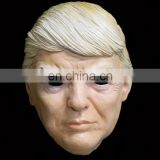 New Donald Trump Halloween Mask Billionaire Presidential Costume Latex
