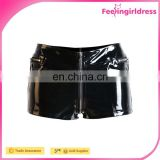 Online Shopping Clothing Wholesale Women Sexy Faux Leather Short Pants