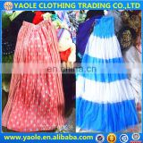 Used clothes/used clothing/second hand cloth from us,used american style dress