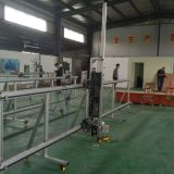 Wall painting machine for mural