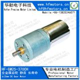 Sanitary Ware Whisk Use 6V / 9V /12V DC Gear Reduction Motor 322mA Rated Load Current GM25-370CH