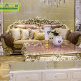 OE-FASHION luxury classic european sofa set home furniture