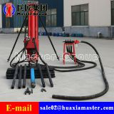 made in china KQZ-100D Air Pressure and Electricity Joint-action DTH Drilling Rig for sale