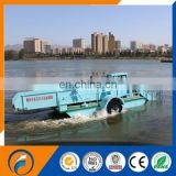 Customized Design DFGC-90 Weed Cutting Boat automatic aquatic weed harvester water cleaning boat