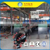 HL350 10inch 2000m3/h cutter suction dredger Image