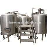 High Quality Stainless Steel Pub Brewery System