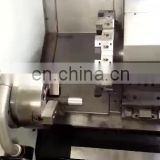 Small Taiwan Spindle Slant Bed Automatic Machine Metal Processing CNC Lathe  With VDI Turret For Sale