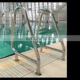 China Factory Made Stainless Steel Pool Handrail