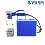 Jiaoxi handheld fiber laser marking machine 30W from Shanghai