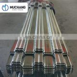 0.42*1250 DX51D Z100 Galvanized Steel Floor Decking Sheet/load bearing steel sheet