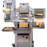 Professional Machine for the production of long pasta and ravioli stuffed with meat, cheese and vegetable.