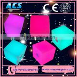 ACS Christmas lights , waterproof platic led bar furniture/ led cube chair Image