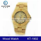 2015 chinese japan quartz movement wooden watch buy watches from china