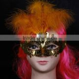 New style Peacock feathers eye mask party mask