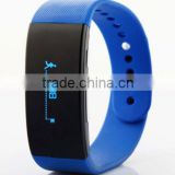 2015 newest smart wearable bluetooth wristband pedometer smart bracelet with calorie counter