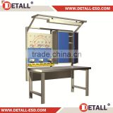 Electronic ESD work bench with size customized service