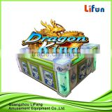 New style king of treasures plus/coin operated green dragon/2016 fishing game ocean monster