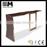 antique style bar furniture black rosewood table solid wood bar table