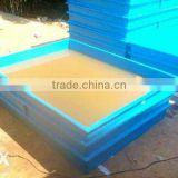 Aquaculture indoor fish farm fiberglass tank