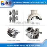 China Supplier YONGBANG Customized Steam Turbine Products Precision Casting Cast Iron Spare Parts