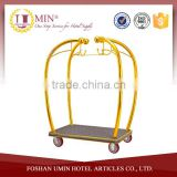 Luxury Hotel Baggage Cart/ Luggage Trolley