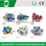Fashionable decorative 10mm glass marbles