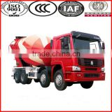 China military vehicle manufactrurer supply---SINOTRUK HOWO 5-16 m3 Concrete Truck, Concrete Mixers