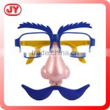 Flash mask plastic material toys party mask for decoration