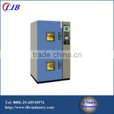 High Performance Precise Two zone thermal shock testing equipment