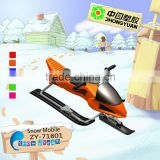 Practical kids outdoor sports mini toys kids snowmobile