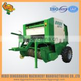 Farm used tractor mounted mini hay baler machine