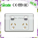 Smart Modern Home Houshold Electrical Clipsal Plastic Network Socket Switch