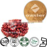 Goji berry extract powder/origin lycium barbarum/Wolfberry Extract/20%,50% Polysaccharide