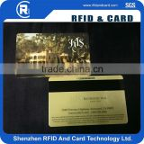 MIFARE Classic 1K NFC PVC business card/smart card blank card with magnetic stripe