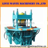 DY150T block machine for making pavers/cement brick machine cost/interlocking paving stone making machine