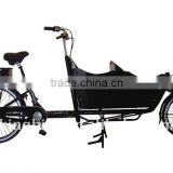 Electric Cargo bike with Shimana Nexus 3 Speed