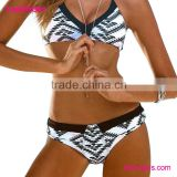 Cheap aztec design bathing suits women bikini set                                                                         Quality Choice