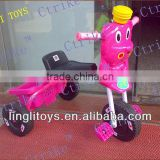 dog head carton design hot sale baby toy tricycle,cheap child ride on car,new style baby tricycle