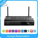 Aluminum Private Android TV Box External HDD Hard Disk 2G/16G Android Cable Set Top Box Price
