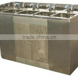 stainless steel sink outdoor decorative garden stone sink