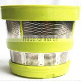 High quality factory priceStainless steel mesh of Fruit juicer , Juicer filter with Stainless steel, Juice extractor filter