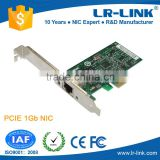LREC9201CT Intel 82574 PCI-Express x1 10/100/1000Mbps Network Card Compatible with Intel 9301ct PXE Bootroom