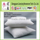 hot sale non-woven fabrics PP cotton pillow cushion insert                                                                         Quality Choice