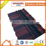 black wholesale 28 gauge steel corrugated metal roofing sheet/Guangzhou building materials,Wanael roof tile factory